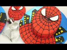 10 Awesome Spiderman Cake Ideas With Recipe & Topper Decorations | RecipeGood.com