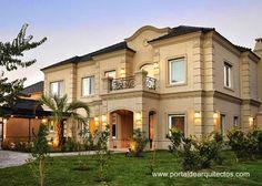 diseños de casas estilo español colonial - Buscar con Google