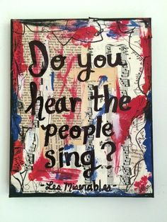 Items similar to SALE Les Miserables Music art musical theatre gift broadway singer Musicals Les Mis musician singer actor performer song lyric ART PRINT on Etsy Les Mis Broadway, Broadway Posters, Musicals Broadway, Broadway Theatre, Broadway Quotes, Broadway Plays, Song Lyrics Art, Lyric Art, Hugh Jackman Broadway