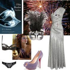 """Anastasia's Steel style"" by lindaorban on Polyvore"