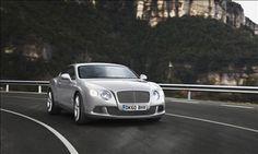 2012 Bentley Continental GT pictures