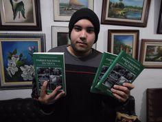 Luis Alexandre Franco Gonçales - Meu filho com meus livros