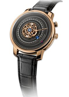 ORRERY TOURBILLON - Geo.Graham - Watches