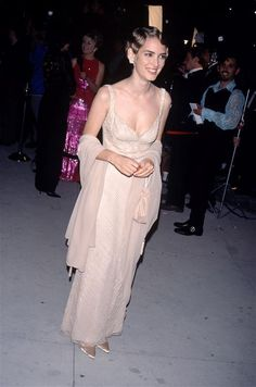 Winona Ryder in neutrals - Why Winona Ryder's '90s looks are still our fashion inspo
