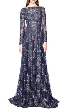 Marchesa Pre-Fall 2015 Trunkshow Look 8 on Moda Operandi