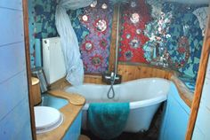 Having a think about whether to add a real bath tub ... I am looking for bathroom layout inspiration.                                                                                                                                                                                 More