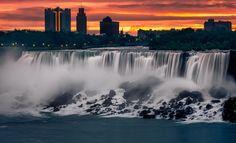Photograph Niagara Falls, US by Victor Hugo on 500px