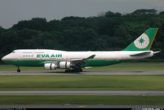 Boeing 747-45EM aircraft picture