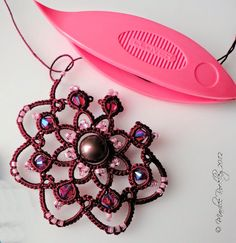 Yarnplayer's Tatting Blog