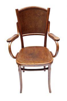 Armlehnstuhl - Buche - Jugendstil - Antiquitäten - Antik - Möbel
