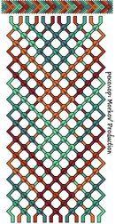 Photos de Morkov' Production|Фенечное, реколоры, схемы Macrame Bracelet Patterns, Diy Friendship Bracelets Patterns, Macrame Bracelets, String Bracelets, Cute Bracelets, Band, Diy And Crafts, Diy Projects, Crafty