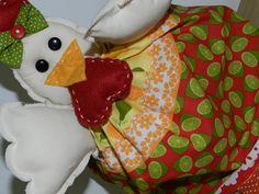 Patchwork - galinhas .... essa é pra minha mãe...