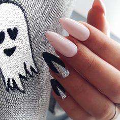 Solid Color Nails, Nail Colors, Manicure Colors, Acrylic Nail Designs, Nail Art Designs, Acrylic Nails, Crazy Nail Designs, Cute Nails, Colorful Nails
