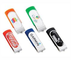 Store and transport your data on this Swivel Dome Memory Stick 8GB. #brandability #corporategift #usb