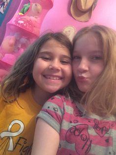 Me and aub's(Aubrey)
