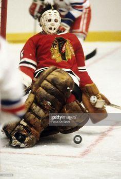 s-goaltender-tony-esposito-of-the-chicago-blackhawks-skates-during-an-picture-id84394606 (691×1024) Blackhawks Hockey, Hockey Goalie, Hockey Teams, Chicago Blackhawks, Hockey Players, Hockey Room, Cubs Team, Goalie Mask, Black Hawk