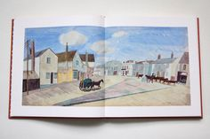 'The Lost Watercolours of Edward Bawden', published by The Mainstone Press, brings together the largest collection of the artist's pre-war watercolours ever assembled http://www.stjudesprints.co.uk/products/the-lost-watercolours-of-edward-bawden