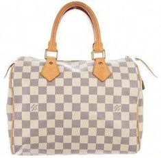 1d2f160912b1 Louis Vuitton Damier Azur Speedy 25. Great variety of bags including   backpacks