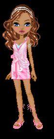 Candy Doll Animadas: Candy Negras