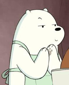 WBB - Ice Bear plotting
