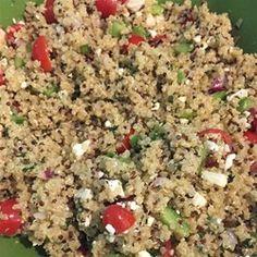 Best Greek Quinoa Salad - Allrecipes.com