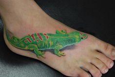 Tattoo Taggecko