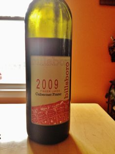 Discussing Cabernet Franc from Italy and a tasting of the 2009 Billsboro Cabernet Franc from the Finger Lakes
