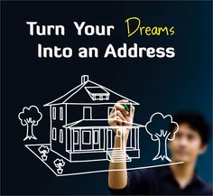 Turn your Dreams into an address.