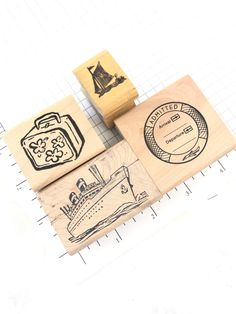 Three Small Circles Wood Mounted Rubber Stamp From Stampin Up Simple Shapes