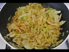 """""""Surinaamse Spitskool met Aardappel Recept"""" """"Suriname Recepten""""  https://www.youtube.com/user/MaharajaXpress"""
