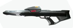 Anovos Star Trek Phaser Rifle Battle Replicas Phase Out Your Competition -  #anovos #replicas #startrek