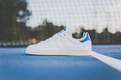 "adidas Skateboarding Stan Smith Vulc ""White Royal"""