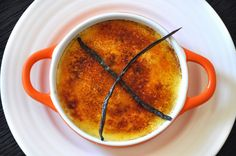 Arroz. Feijão e Caviar: O amor que nasceu na balada: Crème Brulée