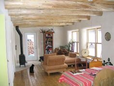 handmade: handmade home: straw bale house