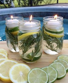 --- advertisements --- --- advertisements --- These look lovely and must smell great. So clever and charming, too! I am going to make these and hope they keep the lowcountry mosquitos – aka sand gnats – away! How To Make Bug Repellent Mason Jar Luminaries --- advertisements --- Related