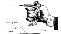 لعب الأسد وإيران بورقة الإرهاب إذ يقترب من نهايته