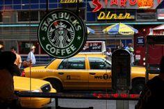 a new york staple: starbucks coffee