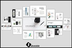 Ceurape Powerpoint Template by Slientslide on @creativemarket