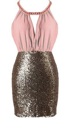 Rickety Rack // Pastel Icing Dress.
