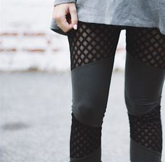 my new legging crush... these might need to venture with me beyond the gym... carbon38 workout pants via somewhere lately