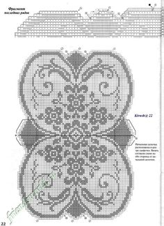 ТАТ | схема heklanja | схемы для ТАТ - - - - страница 1799