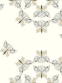 Wallpaper IPANEMA SIDEWALL pattern WK6855. Keywords describing this pattern are butterflies, Waverly, animal print.  Colors in this pattern are Yellow, Yellow Green.  Alternate color patterns are WK6854;Page:18;WK6856;Page:23;WK6853;Page:29.  Coordinating patterns are WK6937;Page:3;WK6861;Page:33;WK6847B;Page:36;WK6955;Page:38;AB1926;Page:42. Product Details:  prepasted  scrubbable  strippable  washable  Material is Non-Woven. Product Information:  Book name: Waverly Kids Pattern name…