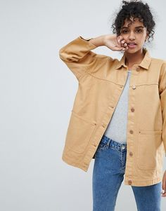 MONKI Trucker Jacket