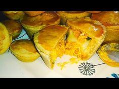 COMO FAZER EMPADINHA PARA VENDER A 1 REAL ASSADAS OU CONGELADAS - YouTube Thing 1, Spanakopita, Baked Potato, Zucchini, 1 Real, Baking, Vegetables, Minis, Ethnic Recipes