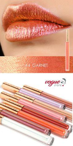 liner for hooded eyes Best Matte Lipstick, Metallic Lipstick, Matte Lip Gloss, Lipstick Colors, Lip Colors, Frosted Lipstick, Lip Makeup, Makeup Tips, Beauty Makeup