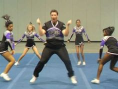 Best All-Star Male Cheer Dance. I almost peed I was laughing so hard