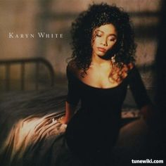 -- #LyricArt for The Way You Love Me by Karyn White