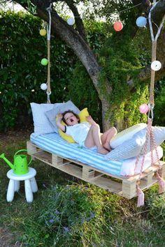 Hoe maak je van je tuin een kinderparadijs? - Libelle Mama