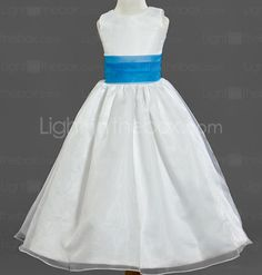 For the flower girls?? Can get the belt in black... only $70
