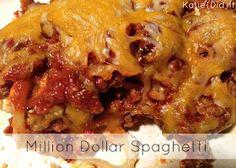 Katie{Did}It: Million Dollar Spaghetti